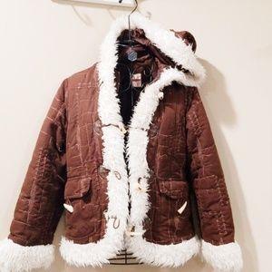 Jackets & Blazers - Tooth closure Alaskan style jacket